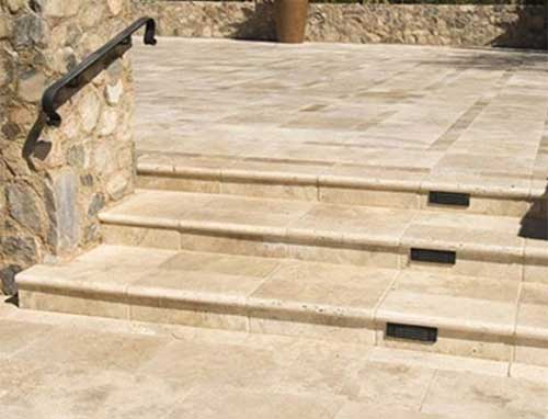 beautiful Travertine tile
